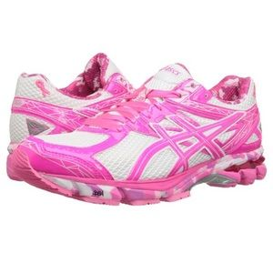 Asics GT-1000 3 PR Running Shoes Hot Pink size 8